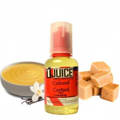 Arôme concentré Colonel Custard 30 ml