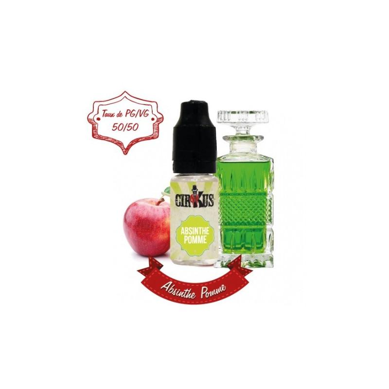 Absinthe Pomme Cirkus 10 ml