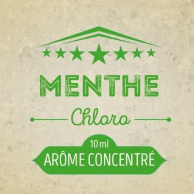 Menthe Chloro Cirkus arôme concentré