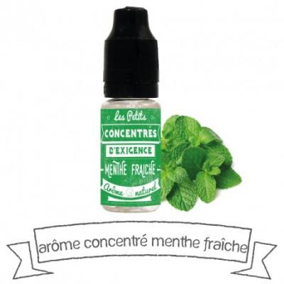 Menthe Fraiche arôme concentré VDLV