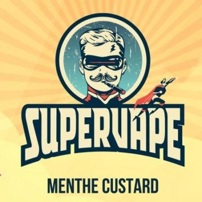 Arôme concentré Menthe Custard Supervape