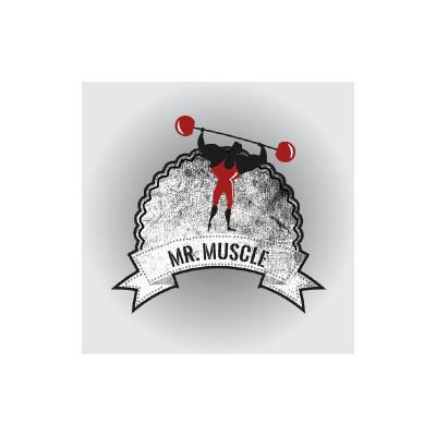 Mr Muscle Black Cirkus