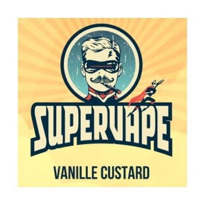Arôme concentré Vanille Custard Supervape