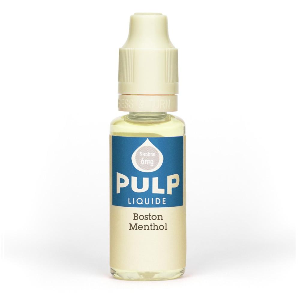 Tabac Boston Menthol - Pulp