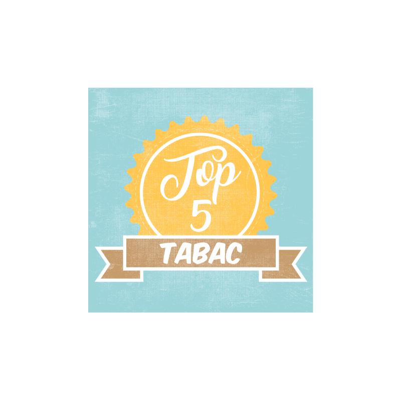 Top 5 e liquide Tabac