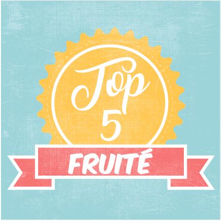 Top 5 e liquide fruité