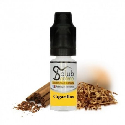 Tabac cigarillos arôme concentré Solubarome
