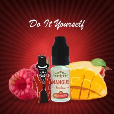 Mangue Framboise Cirkus arôme concentré 10 ml