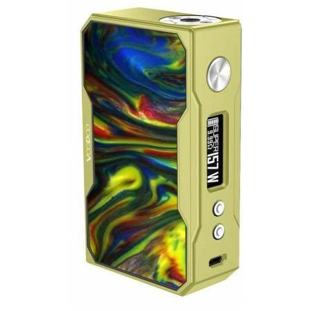 Drag 157 w TC Gold Edition - Voopoo