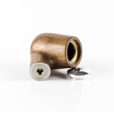 E pipe Bent Noyer - Creavap