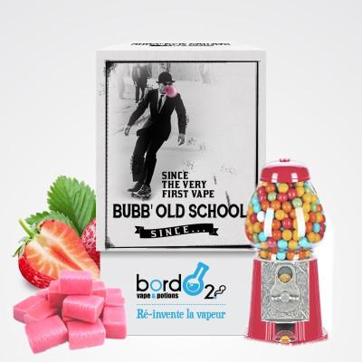 Bubb'Old School 2x10 ml Bordo2
