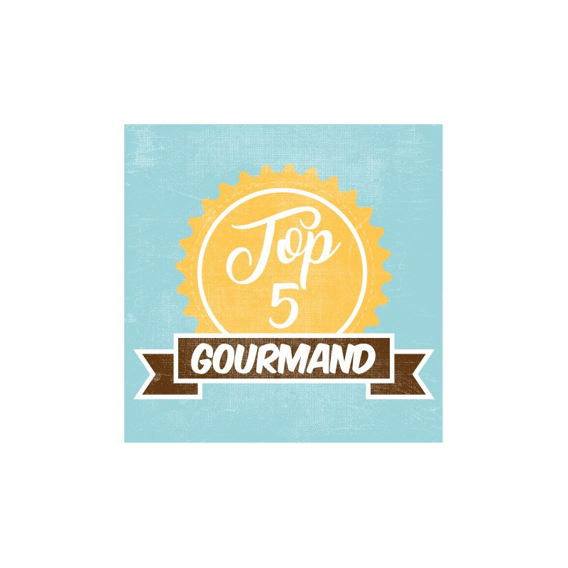 Top 5 e liquide gourmand
