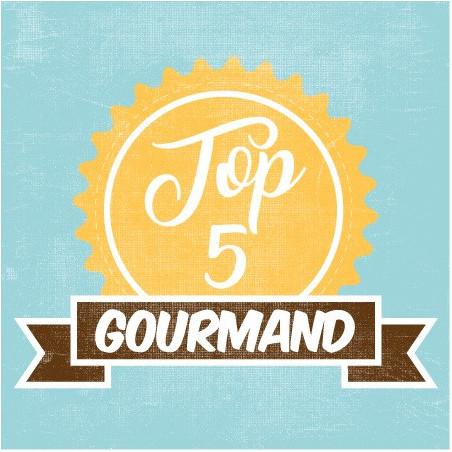 Top 5 e liquide gourmand