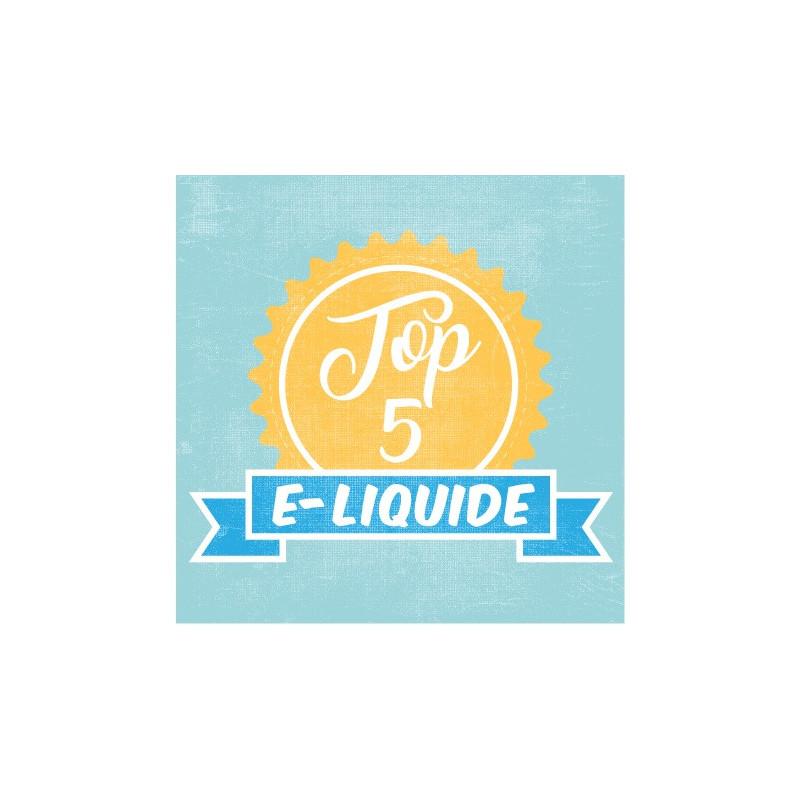 Top 5 e liquide
