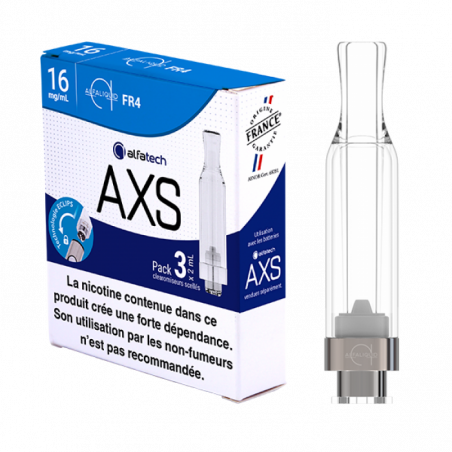 Cartouches AXS - Tabac FR4
