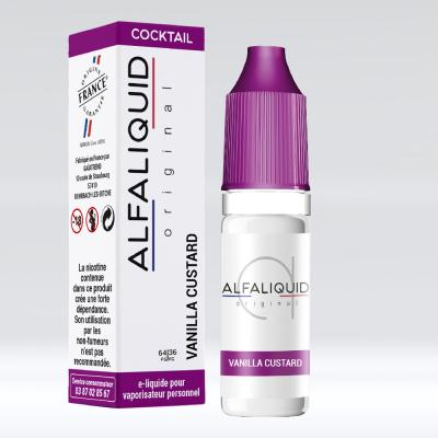 Vanille Custard Alfaliquid