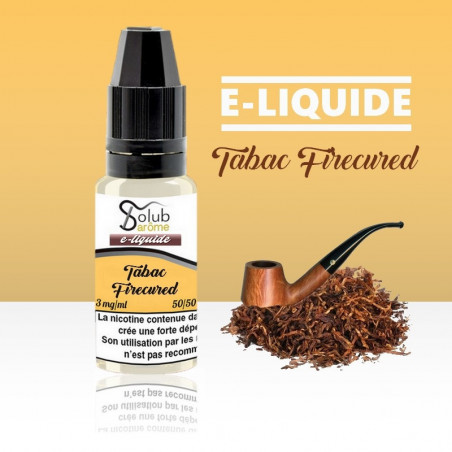 Tabac Firecured - Solubarome