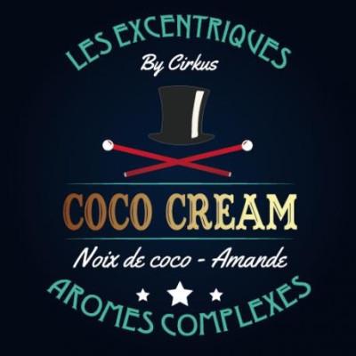 Coco Cream Cirkus arôme concentré 20 ml