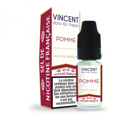 Pomme - Sel de nicotine - VDLV