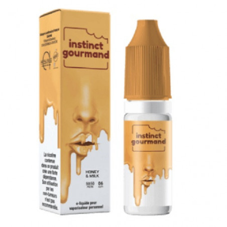 Honey & Milk - Instinct Gourmand - Alfaliquid
