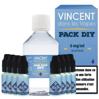 Pack DIY 250 ml - VDLV