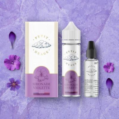 Sironade Violette - 60 ml - Petit Nuage