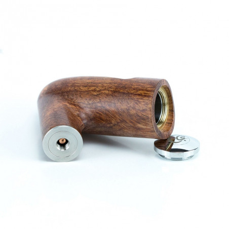 e pipe Gandalf X Rosewood - Corps + Stem