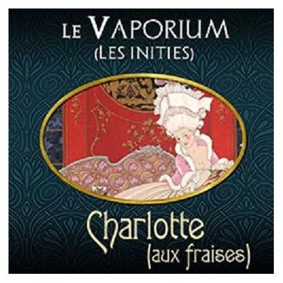 Charlotte Aux Fraises 60 ml - Le Vaporium