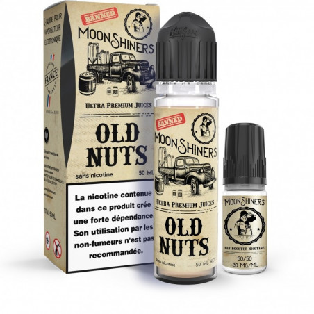 Old Nuts Moonshiners - Le French Liquide