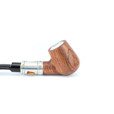 E Pipe Bent Rosewood - Creavap
