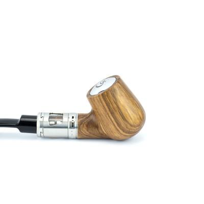 E pipe Bent Zébrano - Creavap