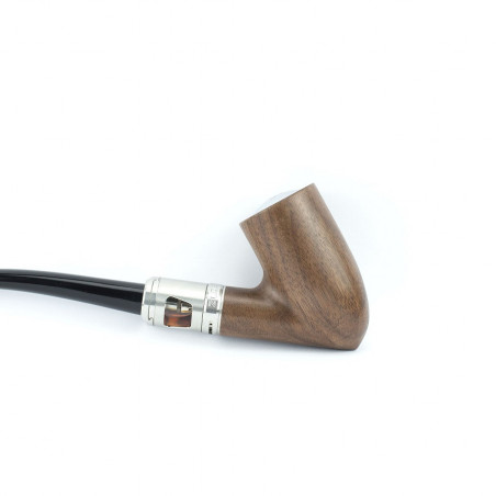 E pipe Gandalf Noyer - Creavap