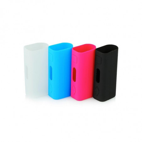 couleurs étuis protection istick eleaf