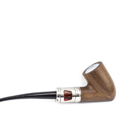 E pipe Gandalf Noyer (Format 18350) - Creavap