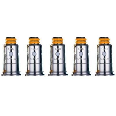 Lot de 5 résistances G Series - Geekvape