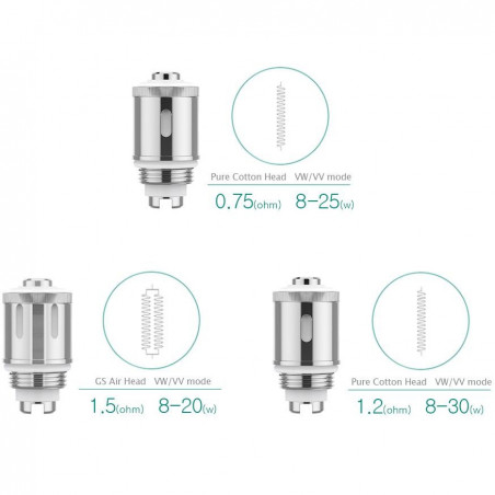 resistances istick basic eleaf