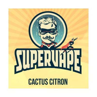 Arôme concentré Cactus Citron Supervape