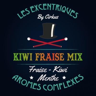 Kiwi Fraise Mix Cirkus arôme concentré 20 ml
