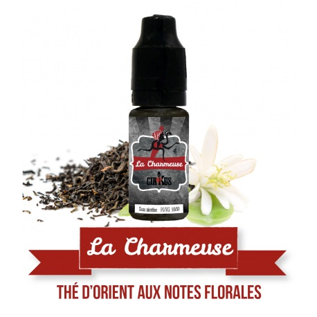 La Charmeuse Black Cirkus