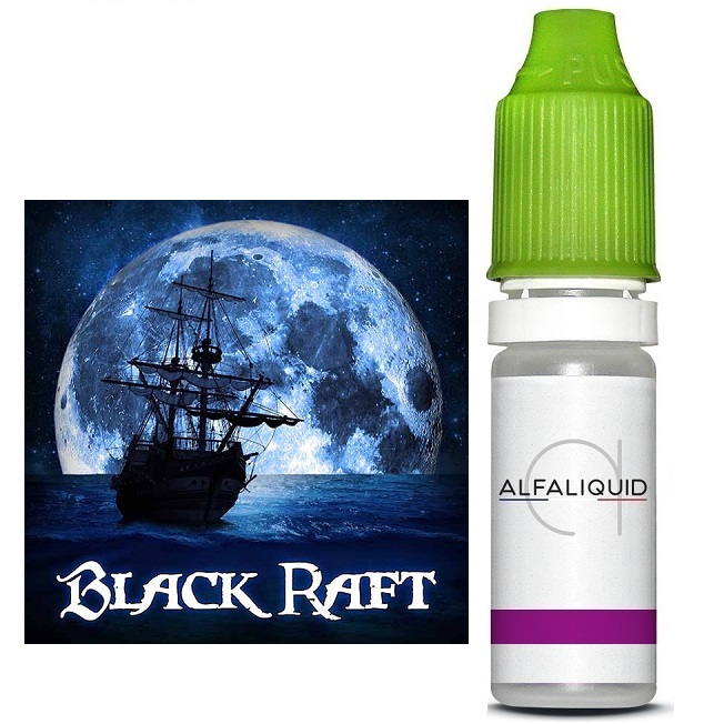 Black Raft Alfaliquid