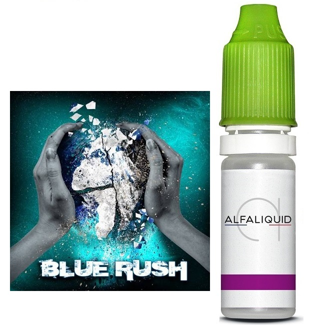Blue Rush Alfaliquid