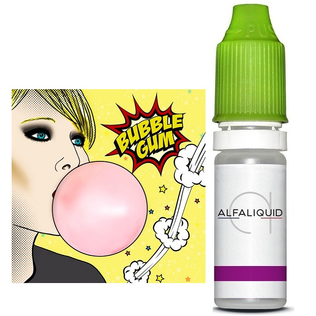 e liquide Bubble Gum 10 ml