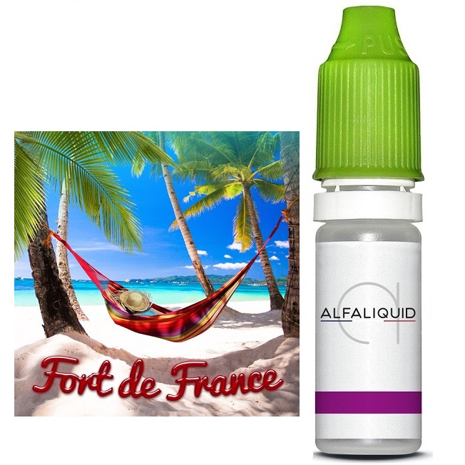 Fort de France Alfaliquid