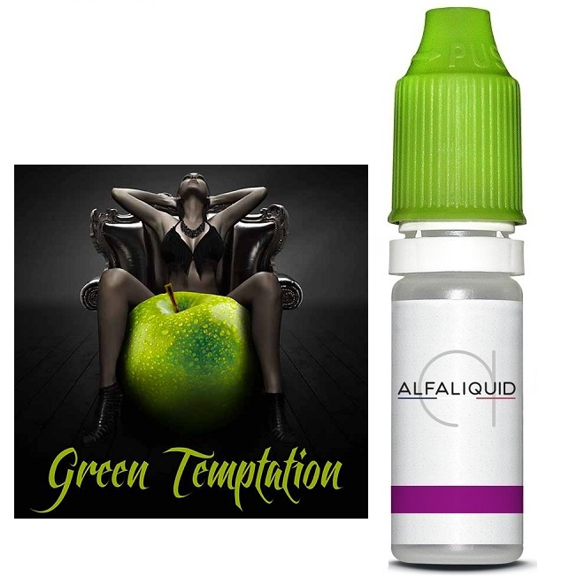 Green Temptation Alfaliquid
