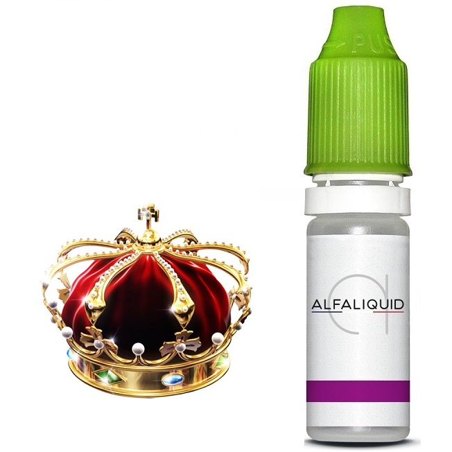 E-liquide 10 ml Tabac Royal