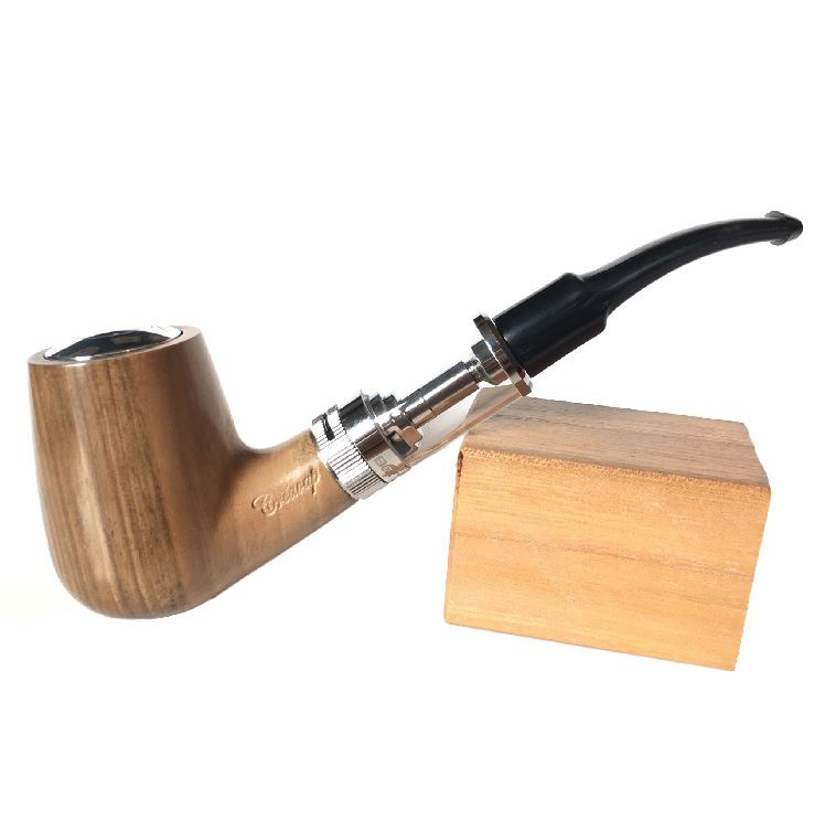 Pipe électronique artisanale deluxe Bent