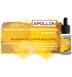 Liquide Apollon 20 ml