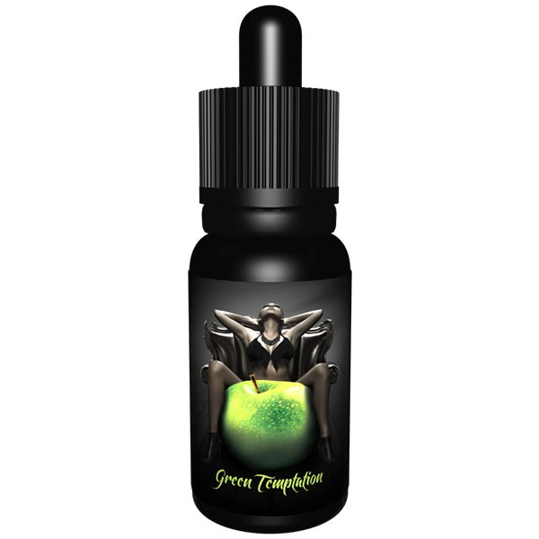 e liquide Green Temptation 20 ml