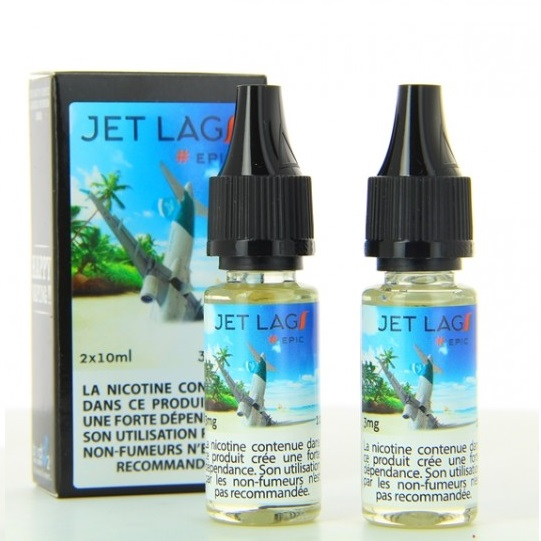 Jet Lag Epic 2X10 ml Bordo2