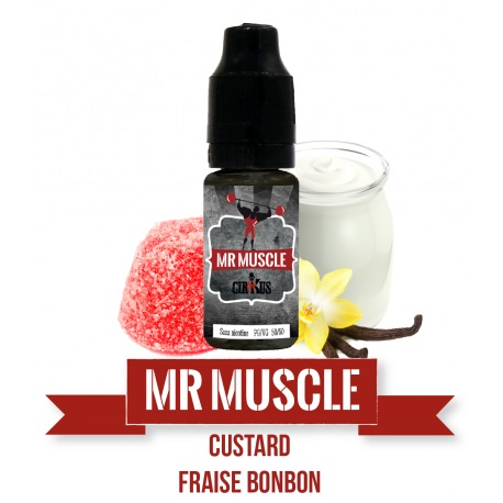 Mr Muscle Black Cirkus